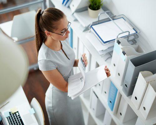Curso de Assistente de Contabilidade, Fiscalidade e Gestão Administrativa